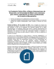 3 pagína(s) 271.86 KB Salud, Responsabilidad social, Mesoamérica